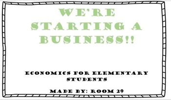 Economics Introduction for Kids