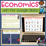 Economics Introduction for Use with Google Slides