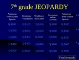 Economics Jeopardy Powerpoint