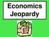 Economics Jeopardy (Second Grade)