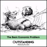 Economics Lesson - The Basic Economic Problem (Scarcity)
