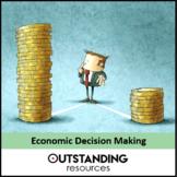 Economics Lesson - Economic Decisions and Cost Benefit Ana