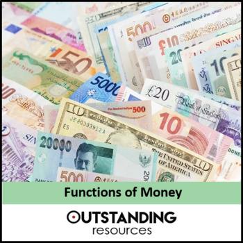 Economics: Lesson 19 - the Functions of Money