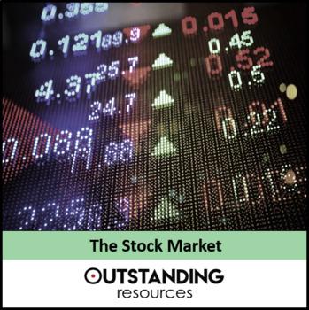 Economics: Lesson 22 - The Stock Market + (Game & Resources)