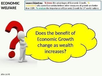 Economics: Lesson 63 - Economic Growth or Economic Welfare ( HDI / GPI )