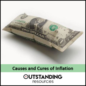 Economics: Lesson 67 - The causes of inflation (+ resources)