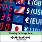 Economics: Lesson 79 - Floating Exchange Rates (+ Worksheet)
