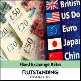 Economics: Lesson 80 - Fixed Exchange Rates