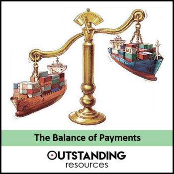 Economics: Lesson 90 - Balance of Payments and Terms of Trade (+ Worksheets)