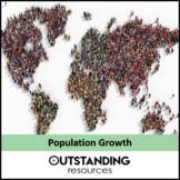 Economics: Lesson 93 - Population Growth and Population Density