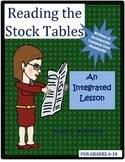 Reading the Stock Table, An Economics Lesson - Lesson 12