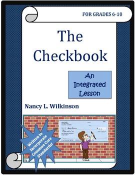The Checkbook, An Economics Lesson -Lesson 4