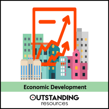 Economics: Lessons 96/97 - Economic Development and FDI (+ resources)