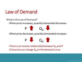 The Demand Curve (4 Day Economics Lesson)
