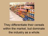 Economics - Market Structures