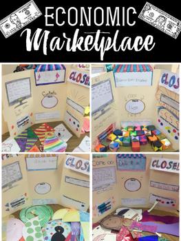 Economics Marketplace Freebie