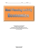 Economics- Meal Planning and Grocery Shopping Project