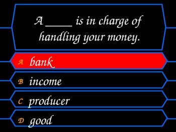 Economics Millionaire Game