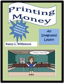 Printing Money,  An Economics Mini Lesson - Lesson 2