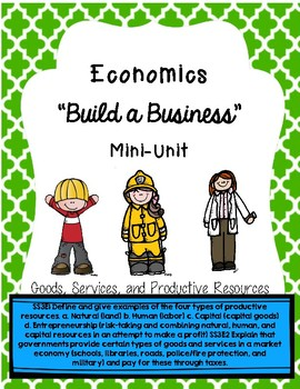 Economics Mini-Unit