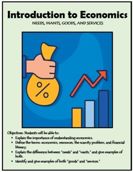 Economics, Needs and Wants, WHY STUDY ECONOMICS?