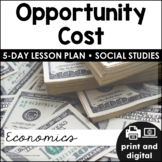 Opportunity Cost for Google Classroom™ | Distance Learning
