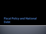 Economics PPTs Fiscal Policy National Debt Multiplier Auto