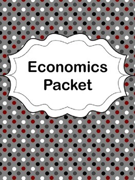 Economics Packet