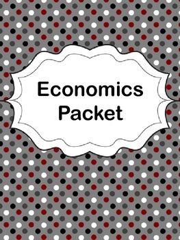 Economics Packet