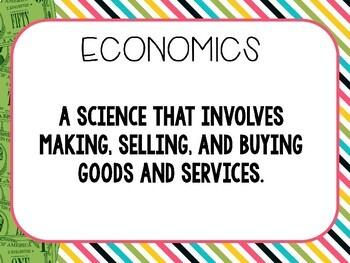 Economics PowerPoint