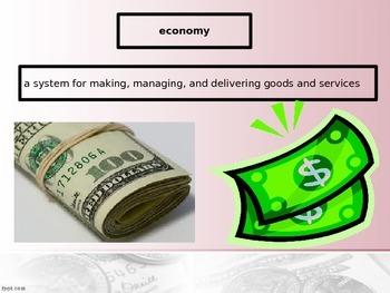 Economics Powerpoint 3rd Grade