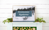 Economics Powerpoint // Economic Systems// High School Econ-ch2