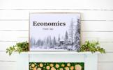 Economics Powerpoint // The Economic Way of Thinking // Hi