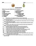 Economics Quiz: 6th and 7th Grade GA GPS