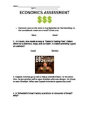 Economics Quiz Test Assessment Short and Funny