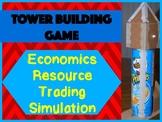 Economics Resource Trading Tower Game/Simulation