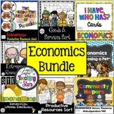 Economics Activities Bundle