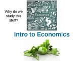 Economics - Scarcity