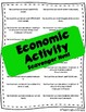Economics Scavenger Hunt