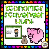 Economics Scavenger Hunt & Word Search