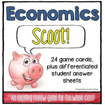 """Economics """"Scoot!"""""""