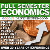 Economics Semester & Personal Finance GOOGLE DRIVE LINK