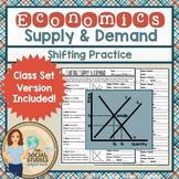 Economics: Shifting Supply & Demand