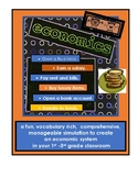 Economics Simulation Unit