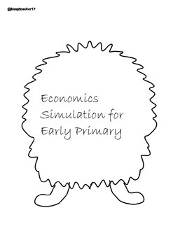 Economics Simulation for Early Primary