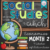 Economics: 2nd Grade Social Studies in a Cinch!