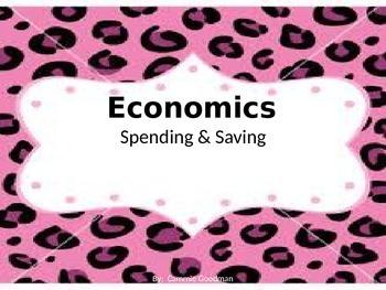 Economics:  Spending & Saving  UNIT