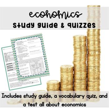 Economics Study Guide & Quizzes
