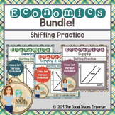 Economics: Supply & Demand Shifting BUNDLE!