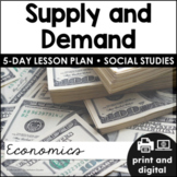 Supply and Demand for Google Classroom™ | Distance Learning